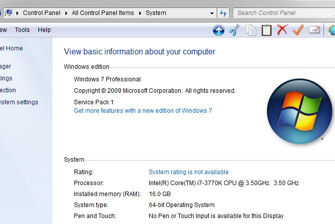 FAQ Windows